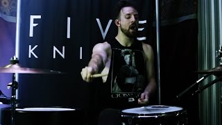 DJ Snake ft. Lil Jon – Turn Down for What (Shane from Five Knives Drum Cover)