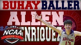 SBC vs AU Buhay Baller: AU Allen Enriquez