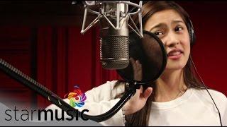 Kim Chiu - Say We Don't Care (Recording Session)