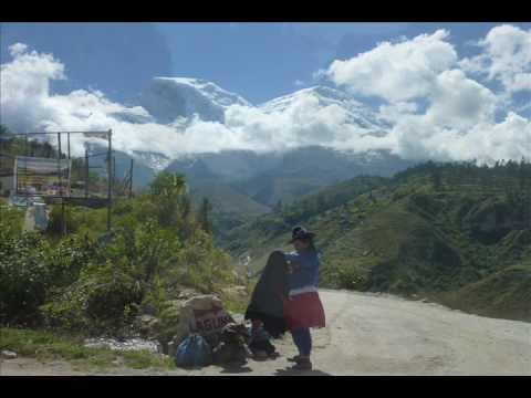 14  Perú  Regreso a Ecuador  Primera parte Marco Monteros. Cayambeño. Viaje en moto