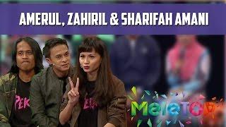MeleTOP: Sharifah Amani, Zahiril dan Amerul Ajak tengok Filem PEKAK Ep200 [30.8.2016] width=