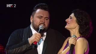 Doris Dragovic & Jacques Houdek-Samo ti (LIVE, Vecer Joska Banova, 05.07.2015) HD