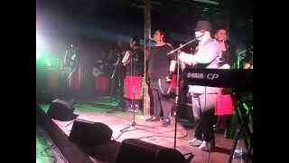 CHICOS DE BARRIO LIVE 2012