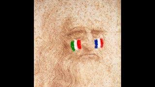 What country does Leonardo Da Vinci's legacy belong to? Rome & Paris can't decide