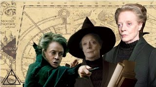 How Powerful Was Minerva McGonagall? - Harry Potter Theory