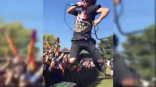 Drake Bell - Heart Attack (Enrique Iglesias Cover) - Parma Senior High School 2016