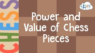 Chess: Power and Value of Pieces