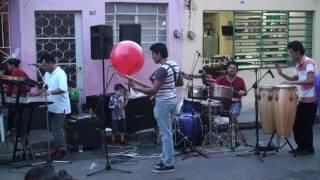 """Canoa Rancha """"Paraguas Show"""""""