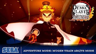 Demon Slayer: Kimetsu no Yaiba - The Hinokami Chronicles Trailer Shows Mugen Train Arc, Vs Mode Gameplay