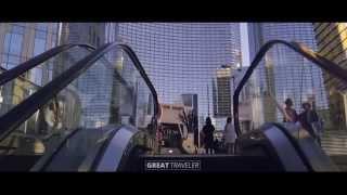 #22 Лас Вегас   город мечты Самые красивые места Вегаса в HD