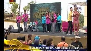 Chave D'Ouro na TVI-Elvas 23-9-12- pai da criança