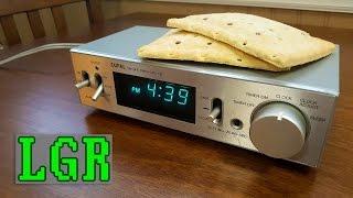 LGR - Clock Tarts [retro timer clock + a toaster]