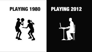 [adult swim] 1980 vs 2012 Activities