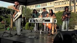 El Jocotillo Marimba Band