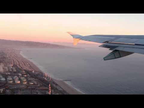 Lax takeoff to Vancouver