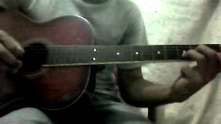 tutorial que no me faltes tu, juanpa & lenny, guitarra