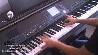 Shingeki no Kyojin OP - Guren no Yumiya (紅蓮の弓矢) - Piano arrangement