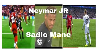 Sadio Mane Humiliates Neymar JR| OMG 😲😱 What a Dribble 18/09/2018
