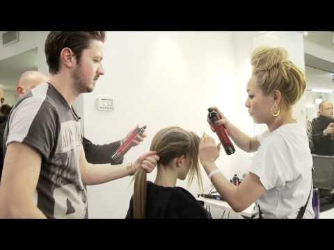 Купить Термозащита и блеск волос TIGI Catwalk Sleek Mystique Haute Iron Spray, видео, цена