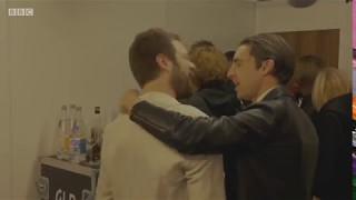 Miles Kane and Kasabian - Backstage O2 Forum Kentish Town
