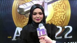 AIM 22: Dominasi Datuk Siti Nurhaliza