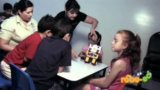 Robo-Ed video insititucional : 02 nivel robokids
