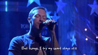 Coldplay - Always in My Head (with lyrics)