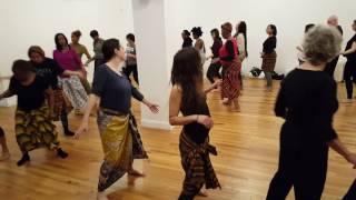 Darlene Blackburn Circle Dance