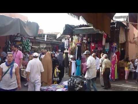 1001 Adventure Tours | Travel Blog – Travel Minute | Marrakech Souk – Morocco Tours