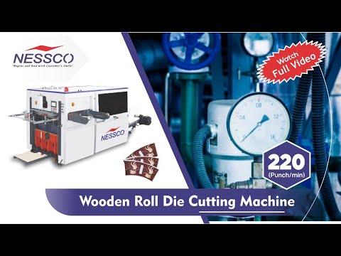 Roll Die Cutting Machine