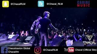 Don Omar Ft. Chacal - No Te Enamores De Mi (Live @ Miami Bash 2017)