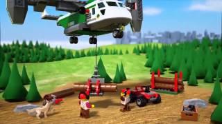 LEGO CITY 60027, 60025, 60023, 60022, 60021, 60020, 60019, 60018, 60017, 60016