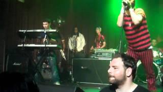 king chango en vivo en highline ballroom New York [HD]