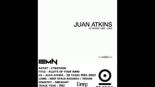 (((IEMN))) Cybotron - Alleys Of Your Mind - Deep Space 1981 - Juan Atkins - Electro, Techno