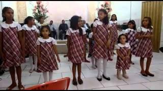 coreografia infantil  geração de samuel - fernandinho   ( talitas)