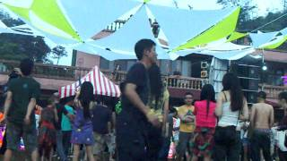 2010/5/21崑崙地球革命 Psy Trance Outdoor party in Taiwan