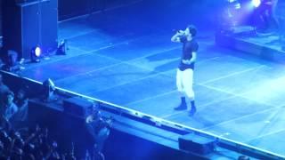 J Cole - Wet Dreamz (Live @ O2 Arena London, 18/05/15)