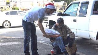 Christmas for the Homeless! (Inspirational Charity)