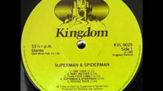 Superman & Spiderman - Superman & Spiderman