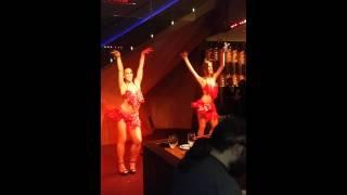 Copacabana Restaurant Toronto - Samba Dancers 6-3-15
