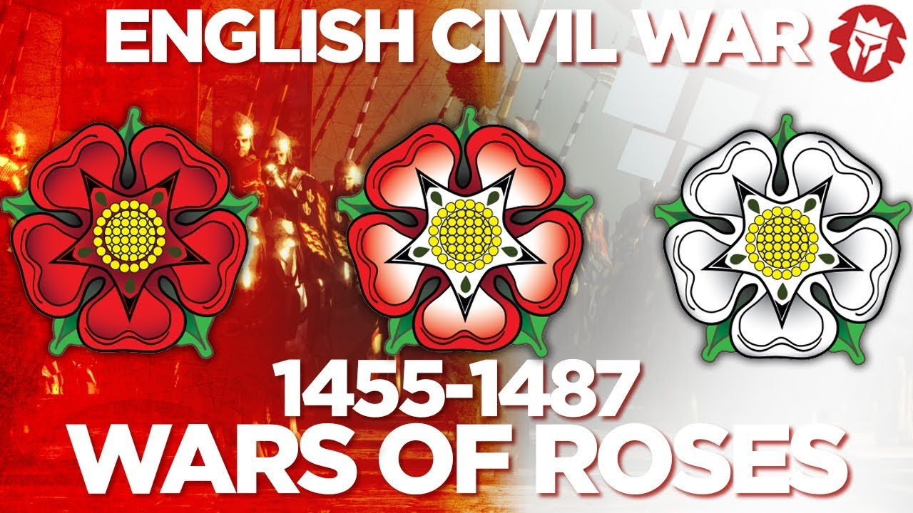Wars of Roses 1455-1487 - English Civil Wars - Documentary