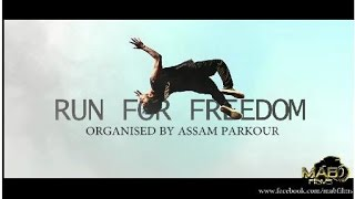 Run for freedom 2015