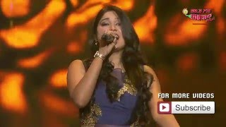 Gorgeous Antara Mitra at The Royal Stag Mirchi Music Awards