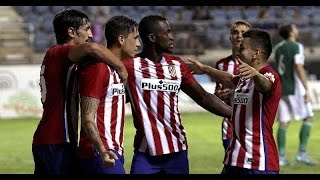 Jackson Martinez First Goal - Atletico Madrid vs Betis 2-0 Trofeo Carranzaen 15 08 2015 HD