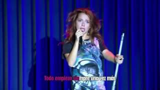 Jim y Yam cantan A rodar mi vida   Momento Musical con letra   Soy Luna mp4