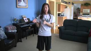 Fergie Fergalicious dance routine easy to learn tutorial choreography step by step move