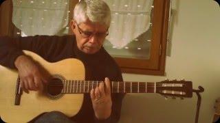 Manha De Carnaval ( guitar cover ) Luiz Bonfa