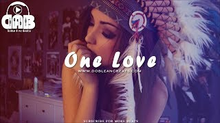 ONE LOVE - Beat Instrumental Rap Romantico x Cumbia Base Pista - Doble A nc Beats