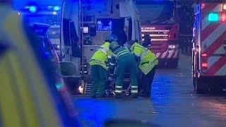 Un camion fou tue six piétons à Glasgow