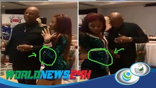 Babes Wodumo and bae Mampitsha rumoured to be secretly Married & Pregnant